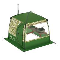 Палатка А-МББ-МБ-10 А акв. 2 (цена без печи)