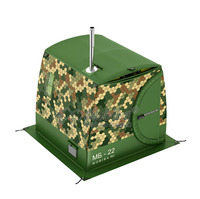 Палатка А-МББ-МБ-22 (цена без печи)