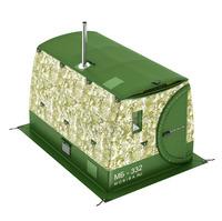 Палатка А-МББ-МБ-332 (цена без печи)