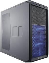 Корпус Corsair Middle Tower Graphite 230T Windowed