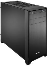 Спецификация Корпус Corsair Middle Tower Obsidian 350D black