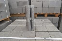 Керамзитобетонный перегородочный блок скц-9 М75-150