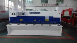 QC11YK-6X3200 высокоскоростные гильотины гидравлические (Китай)