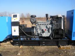 Дизельная электростанция EKO D215A (156 кВт, с АВР)