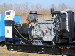 Дизельная электростанция EKO D235A (180 кВт, с АВР)