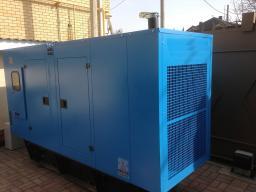Дизельная электростанция EKO D52AS (40 кВт, Кожух, АВР)