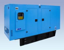 Дизельная электростанция EKO D120AS (90 кВт, Кожух, АВР)