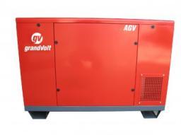 Дизельная электростанция AGV L 12 MS (9 кВт, в кожухе)