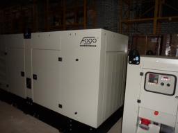 Дизельная электростанция FOGO FD 130 ACG (100 кВт, с АВР)