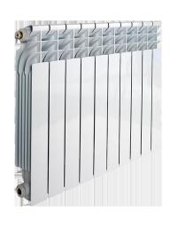 Алюминиевый радиатор Armatura G500F/10 (10 ребер)