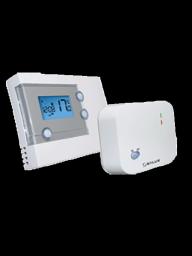 Беспроводной программируемый электронный терморегулятор Salus RT 500 RF