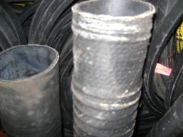 Рукав напорный резиновый ГОСТ 18698-79 тип В (II)-10-18-29-У