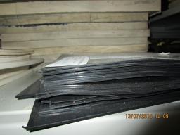 Пластина вакуумная формовая 300х300х3 мм, р/с 9024