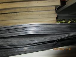 Пластина вакуумная формовая 500х500х5 мм, р/с 9024