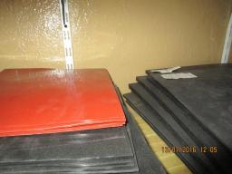 Пластина вакуумная формовая 500х500х6 мм, р/с 9024