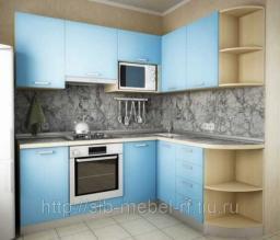 Кухня на заказ № 49