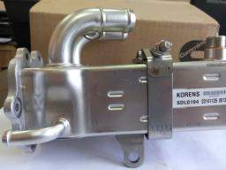 5309068 Охладитель EGR (ISF2.8,3.8) E-4,E-5 ГАЗель,Соболь