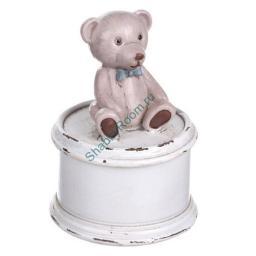 Шкатулка для украшений Медвежонок