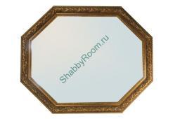 Зеркало классика Восьмиугольник