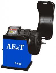 AET Балансировочный станок для легковых автомобилей B-820
