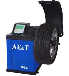 AET Балансировочный станок для легковых автомобилей B-823