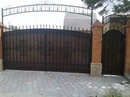 Ворота производство и монтаж