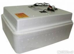Инкубатор Несушка БИ-1м 63 яица 220/12В цифр.терм, авт. пов+гигрометр №46г