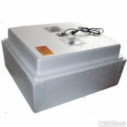 Инкубатор БИ-2 на 104 яйца U=220/12В цифр.терм. авт. пов+ гигрометр № 64г