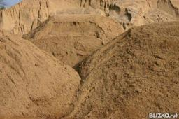 Песок строительный мелкозернистый