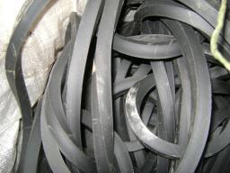 Шнур резиновый 1-1С прямоугольный 10х18 мм