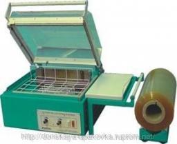 Термоусадочная машина, Устройство упаковки, Упаковка в термоусадочную пленку, Упаковка штучной