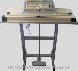 Напольные педальные запайщики (свариватели) пакетов импульсного типа модели FRT 500
