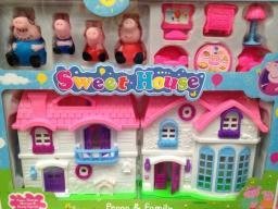 Большой дом Свинки Пеппы и ее семьи, арт. PP6005A (Peppa Pig)
