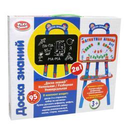 Доска знаний, 95 знаков, арт. 0703 (Play Smart)