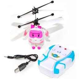 Игрушка летающая Девочка-медсестра (Robocar Poli)