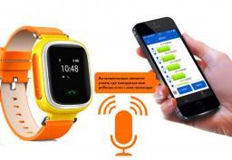 Безопасность вашего ребенка с GPS часами Smart Baby Watch Q60
