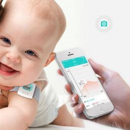 Здоровье вашего малыша под присмотром термометра iTherm
