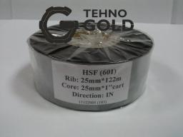 Лента (фольга, термофольга) горячего тиснения для маркираторов