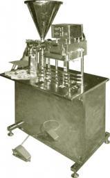 Полуавтомат ФУ У-01 в дой-пак для сыпучих продуктов
