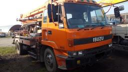 Продам бетононасос Isuzu V330 IHI 1993