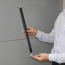 Амортизатор для капота растворонасоса 520 мм
