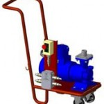 Установка для перекачивания нефтепродуктов без учёта УПН 65