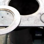 Приспособление (СТЕНД) для испытания и настройки дыхательных клапанов резервуаров СНДКР-1