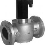 Клапан газовый электромагнитный КМГ- 80ФР-100