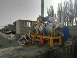 Мобильный асфальтный завод SLB-8