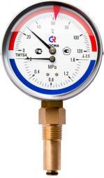 Термоманометр ТМТБ-3 (радиальный)