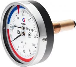 Термоманометр ТМТБ-4 (осевой)