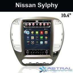оптовая торговля 10.4 дюймовый навигаторы Nissan Sylphy Автоакустика Audio System
