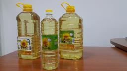 масло подсолнечное рафинированное, дезодорированное «Высший сорт» вымороженное