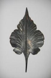 Листья кованые